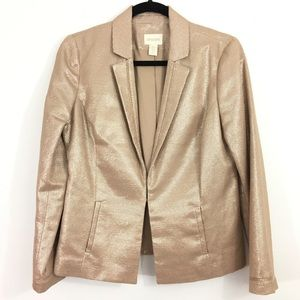 Chico's size 0 career dressy blazer jacket party